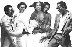 Chic is credited as disco and R&B band, Dance, Dance, Dance single, Nile Rodgers . Chic was an African American disco and R&B band that was organized during 1976 by guitarist Nile Rodgers and bassist Bernard Edwards. Soul Funk, R&b Soul, Music Hits, New Music, Bernard Edwards, Chic Band, I Want You Love, Rapper Delight, Old School Music
