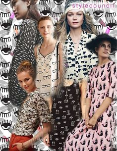 Style Council : Fun Loving Convos : Charming, nostalgic, and just the right amount of flair make up these fun loving designs.