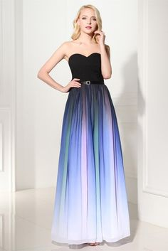 #promdresses #Gradientpromdresses #promdresses 2016 #eveningdresses #Gradienteveningdresses Colorized Gradient Chiffon Prom Dresses,2016 Prom Dresses,A Line Ombre Prom Dress,Ombre Bridesmaid Dresses,Cheap Ombre Formal Women Dress ,Gradient Graduation Dresses,Evening Prom Gown