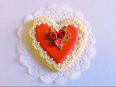 Ma petite boulangerie :): Anniversaire biscuit set..Perfect pour la fête des mères. (Avec vidéos)