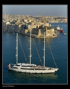 View to Senglea, Malta Copyright: George Rumpler