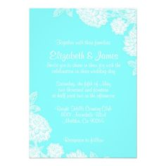 See MoreElegant Teal Wedding Invitations InviteWe have the best promotion for you and if you are interested in the related item or need more information reviews from the x customer who are own of them before please follow the link to see fully reviews