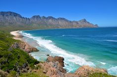 Rooi-Els on the eastern shore of False Bay by Necessary Indulgences. Romantic Places, Places Ive Been, South Africa, Westerns, World, Outdoor, Beautiful, Outdoors, The World