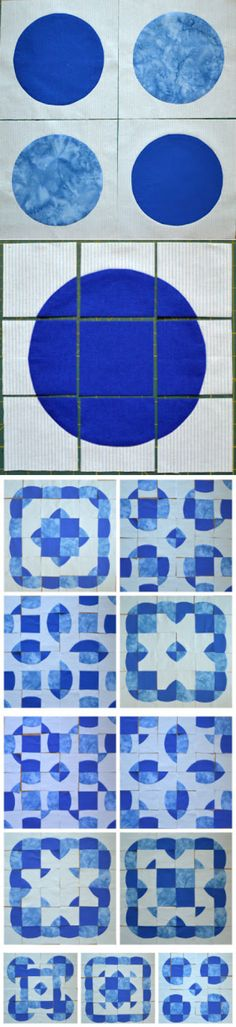 Лоскутная геометрия: Лунные фантазии / Supermoon Variations