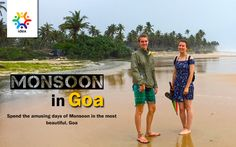 Spend the amusing days of Monsoon in the most beautiful Full For more Goa.visit www.goidex.com