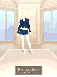 See what my daughter created with Fashion Star Designer! Ain't she a designer like comment send or pin thanksq