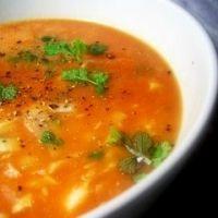 Portuguese Traditional Fish Soup Recipe