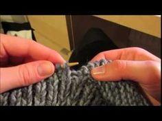 Bonnet homme torsades tricot / Beanie for man easy knit Knitting Humor, Knitting Blogs, Easy Knitting, Knitting For Beginners, Knitting Socks, Knitting Projects, Knitting Patterns, Crochet Projects, Knitted Slippers