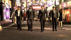 Yakuza 4: Like a boss