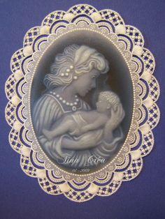 Pergamano classes houstonteacher >> pergamanofantasy parchment newcastle >> |pergamano christening pattern|