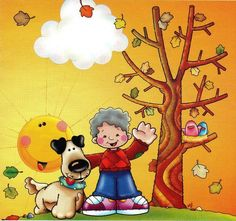 ♥ Everything for children: Mevsimler. Month Weather, Weather Seasons, School Clipart, New Fantasy, Classroom Themes, Four Seasons, Tweety, Disney Characters, Fictional Characters