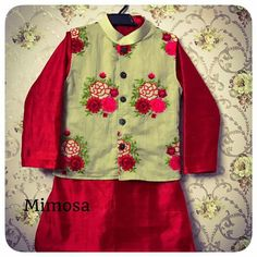 Toddler Boy Dress Suits, Baby Boy Dress, Baby Boy Outfits, Kids Outfits, Kids Indian Wear, Kids Ethnic Wear, Baby Girl Frocks, Kids Frocks, Kids Party Wear Dresses