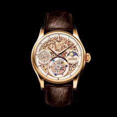 Auspicious Plus // MO 1030 $3100 (I think this watch looks pretty)