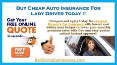 Cheap Car Insurance For Women Under 25