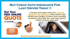 Cheap Car Insurance For Women Under 25