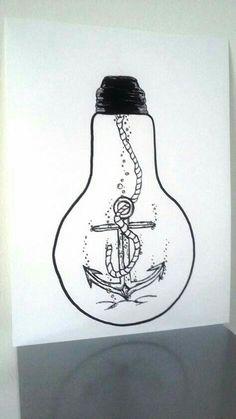 Elefant in Glühbirne Zeichnung | Zeichnungen | Pinterest | Glühbirne Zeichnung, Glühbirnen und ...