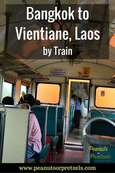 Bangkok to Vientiane, Laos by Train - Peanuts or Pretzels