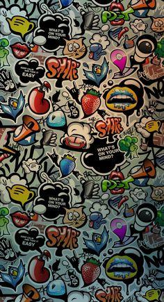 Grunge graffiti texture iphone 6 wallpaper elegant android wallpaper graffiti graffiti wallpapers for mobile Handy Wallpaper, Apple Wallpaper, Dark Wallpaper, Galaxy Wallpaper, Mobile Wallpaper, Wallpaper Backgrounds, Crazy Wallpaper, Vintage Backgrounds, Cartoon Wallpaper