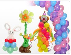 curso de decoracion con globos