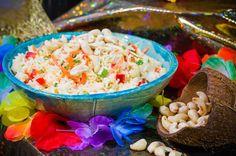 Kokosowy ryż z kurczakiem i warzywami - wypróbuj sprawdzony przepis. Odwiedź Smaczną Stronę Tesco.