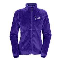 Purple Northface