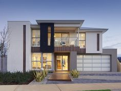 Full size of contemporary house exterior design ideas modern home pictures designs mesmerizing decor decorating delightful Modern Exterior House Designs, Modern House Design, Contemporary Design, Contemporary Office, Contemporary Garden, Contemporary Doors, Modern House Facades, Contemporary Apartment, Contemporary Bedroom