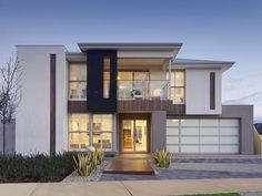 Photo of a house exterior design from a real Australian house - House Facade photo 2125417