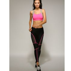 c93f4339da2295 Lucy Lizz Yoga Bra   Leggings Fitness Set