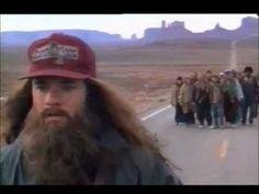 """""""I just felt like running"""" -Forest Gump running clip"""