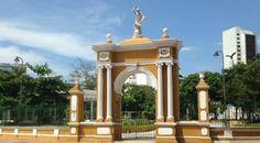 Visite o Parque do Centenário - Homenagem à liberdade