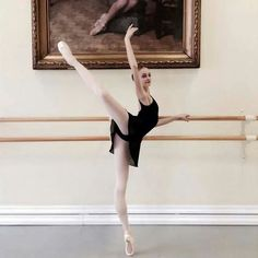 Estudiante de ballet ...