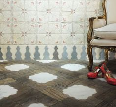 Alliance 1 Flooring By Tabarka Studio