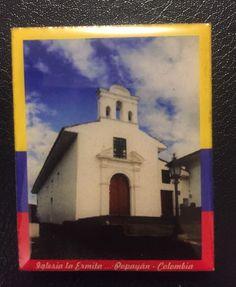 Iglesia La Ermita / Popayán - Colombia