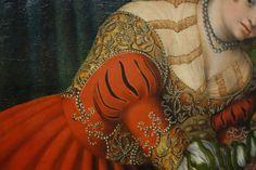 1520's(?), Saint Catherine
