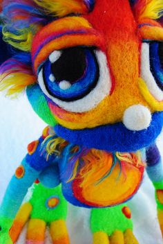 Rainbow Sprite Goblin | Flickr - Photo Sharing!