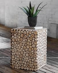 Image result for scandinavian side tables wood tree