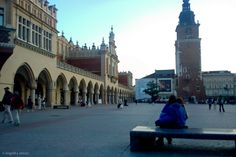 """5 outdoor hangout spots for teenagers in Krakow, Poland,"" by Angelika Janosz on Jetting Around"
