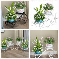 Trend Model Rak Bunga Dari Besi Idrora Bunga Rak Rak Pot Bunga