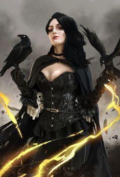 Character Portraits, Character Outfits, Character Art, Character Design, Fantasy Art Women, Dark Fantasy Art, Fantasy Artwork, Dnd Characters, Fantasy Characters