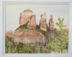 Watercolor Western Colorado