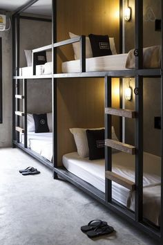 Bunk beds neat
