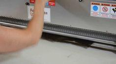 Video demo of the new Lexi Model of the FeltLOOM felting machine.