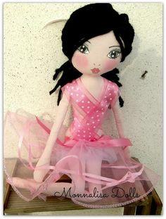 Una bambola di pezza ....raccoglie un anima...