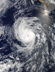 Hurricane Eugene at 1815Z 7/9/2017