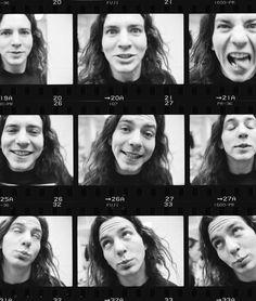 "Eddie Vedder of Pearl Jam; captured by Chris Cuffaro """