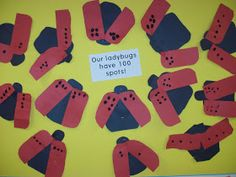 Today marked the 100th day of school. We had lots of fun 100 activities going on today and all throughout the week. We made 100 snowflakes, ...