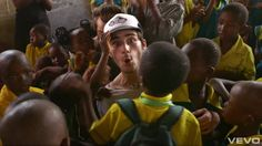 Zayn in Ghana | One Direction | One Way or Another