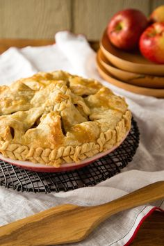 apple pie | honey |