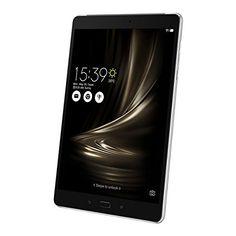 """Asus Zenpad 3S 10 Tablet con Pannello, Display da 9.7"""", RAM 4GB, SSD da 64GB, Argento"""