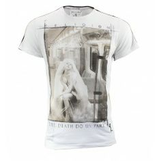 Religion Clothing T-Shirt Till death do us part t shirt in white